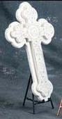 cross stand for decorative table top display