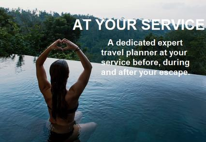 Easy Escapes Travel at your service before, during and after your vacation