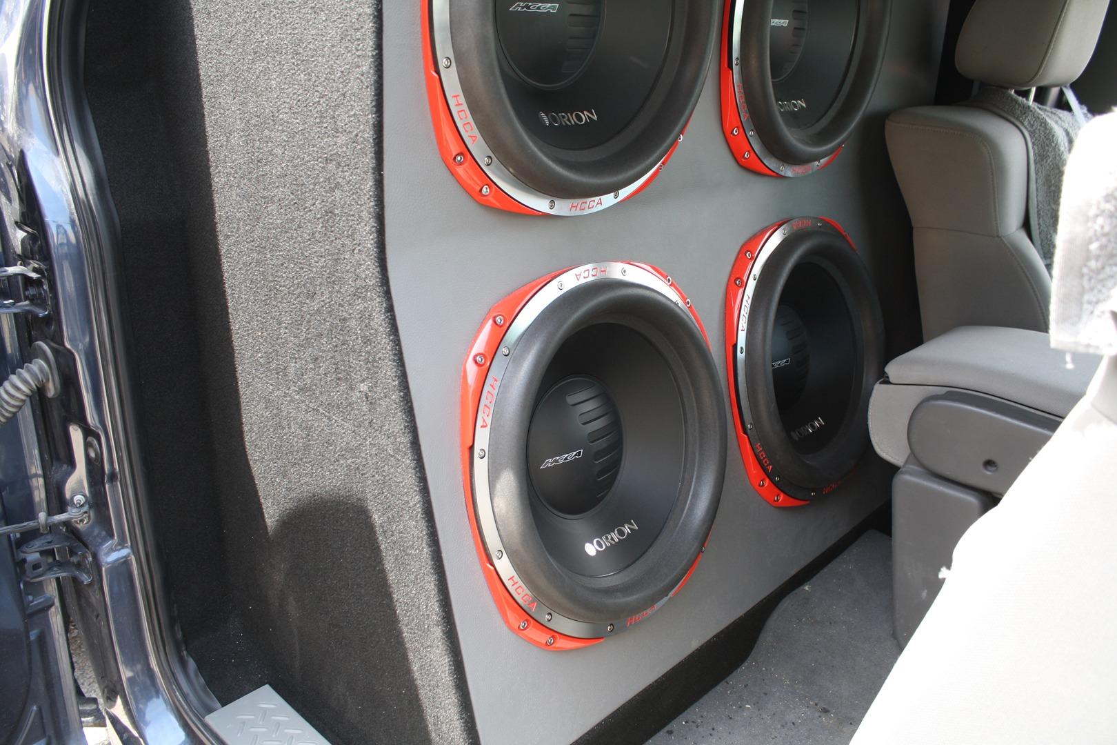 Custome Installation Advance Audio Wichita Ks