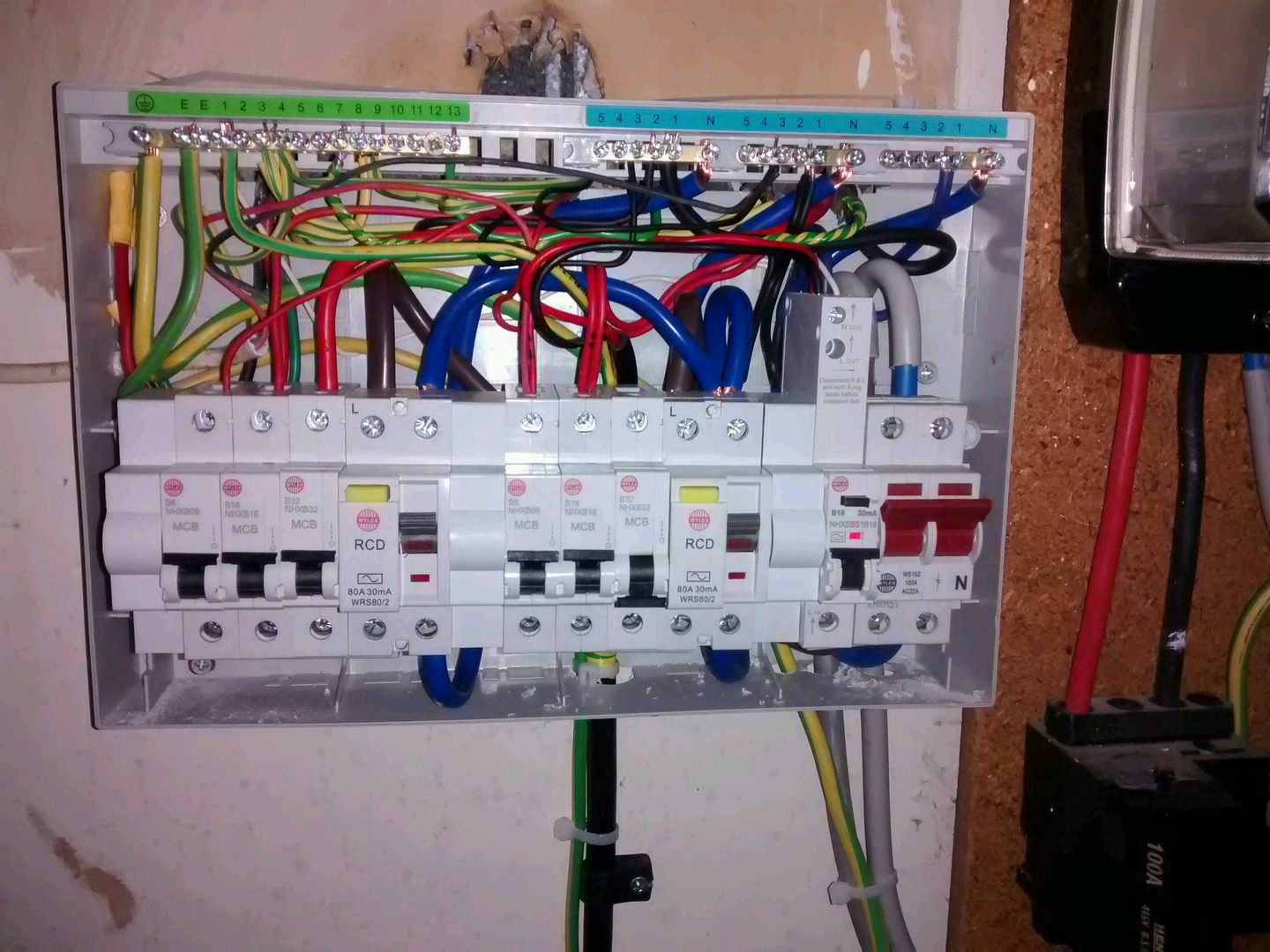 Circitas Photos Gallery For Electrical Wiring Installation Pictures Mostly House