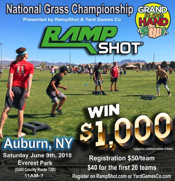 National Grass Championship 2018