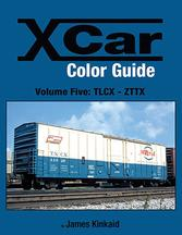 X Car Color Guide Volume 5: TLCX-ZTTX