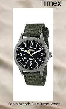 Timex Men's T49961 Expedition Scout Green Nylon Strap Watch,timex digital watch