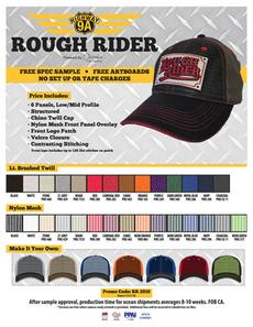 Rough Rider Flyer PDF