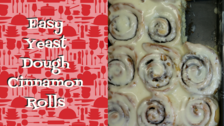 Easy Yeast Dough Cinnamon Roll Recipe, Noreen's Kitchen