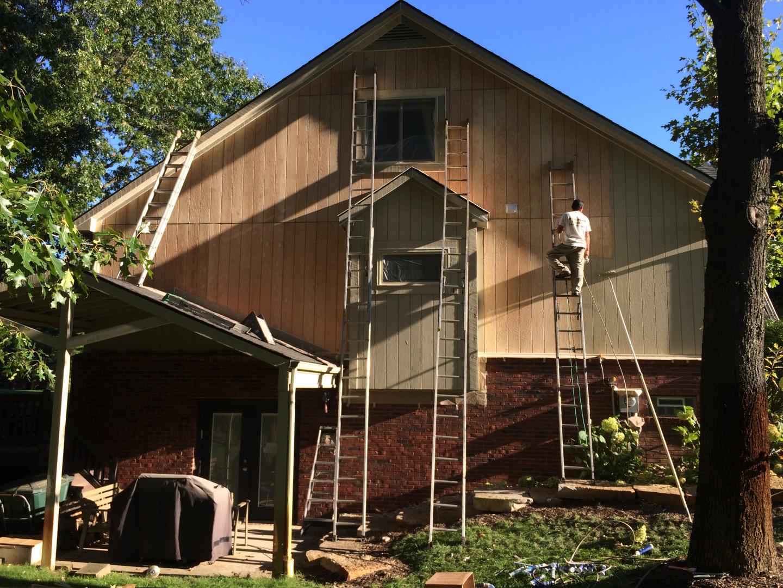 house job estimate paint painting interior estimating devuono complexity green