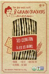 8 Grain Crackers - Seed Celebration