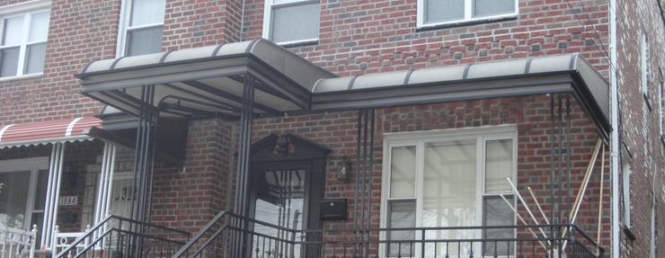Clear & Tinted Plastic Zorox Awnings  Free Home Estimate ...
