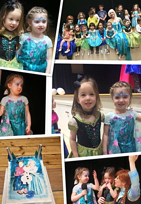 Entertainers for Frozen Elsa Princess Parties