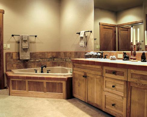 Bathroom remodeling bathroom cabinets custom - Bathroom remodel colorado springs ...