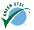 Green Seal checkmark logo.