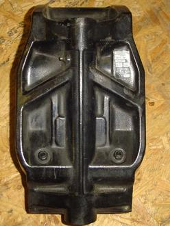 Used swivel bracket for a 1998 Mercury Optimax 150 hp outboard motor. 8710A20, T20, A23