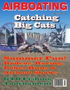 JulAug 2017 Airboat Magazine, Catfish, Fishing, Bowfishing, Racing