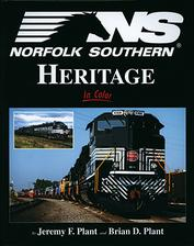 Norfolk Southern Heritage In Color