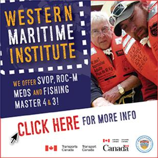Western Maritime Institute Website