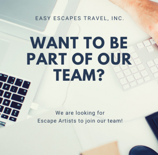 Looking for Independent Agents to Join Our Travel Team