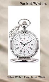 Powshop Classic B077S11DB7 Smooth Vintage Pocket Watch, Steel Men Pocket Watch with 14''Chain, Gift Box
