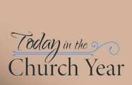 church year devotions, biographies