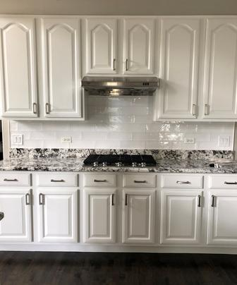 Kitchen Cabinet Refinishing South Elgin, IL