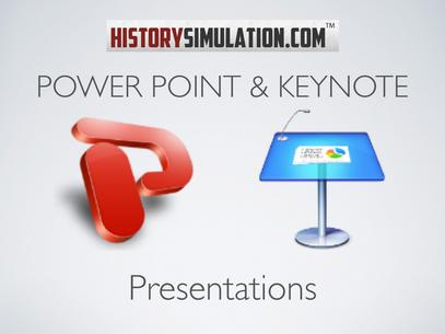 History PowerPoints
