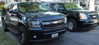 Black Affordable SUVs to Napa Sonoma SFO