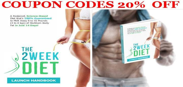 The 2 Week Diet Coupon Codes