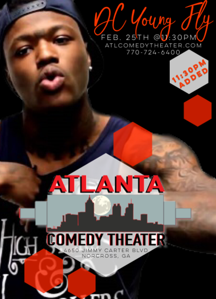 dc young fly atlanta comedy uptown comedy punchline comedy