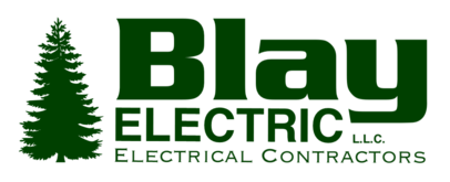 Blay Electric Green Logo