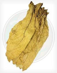 Organic Virginia Flue Cured Whole Leaf Tobacco -