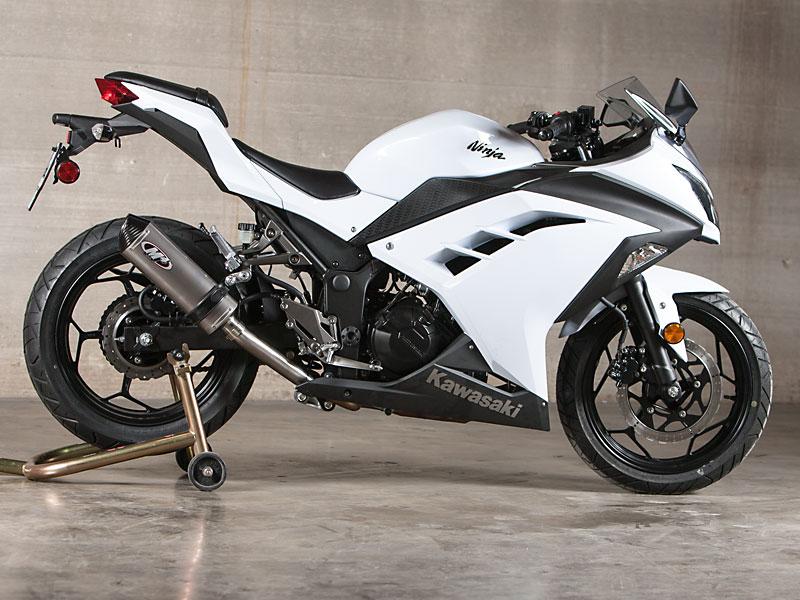 Kawasaki Ninja EX300 Race Parts