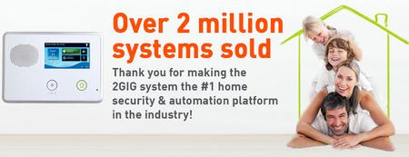 2 Millions Systems Sold With Globelink Home Security, Cameras And 24 Hour Alarm Monitoring