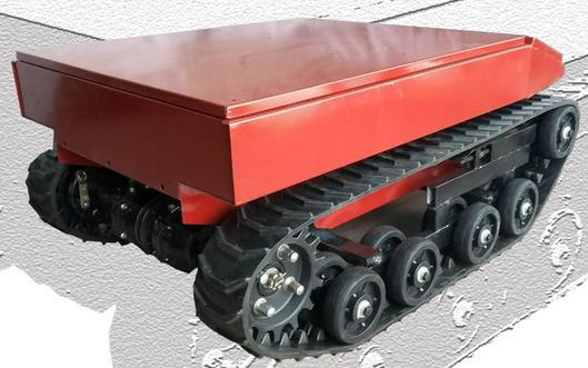 tracked robot chassis , offroad robot platform , tank robot crawler