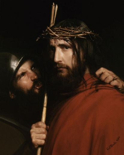 Pray Sorrowful Mysteries