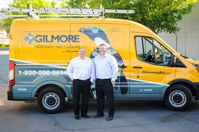 Gilmore is Red Carpet Care for your Heating and Air (& Solar)