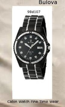 Bulova Men's 98D107 ,mvmt watches men