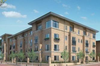 Development loan for 13 apartments