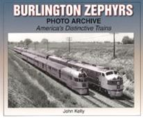 Burlington Zephyrs Photo Archive America's Distinctive Trains