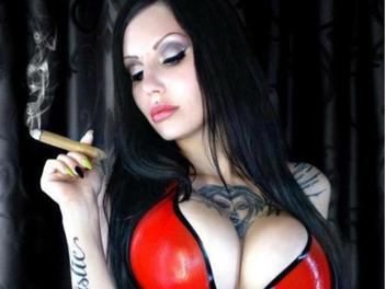 smoking cams, smoking fetish