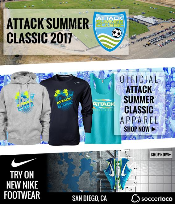 Buy Attack Summer Classic Apparel