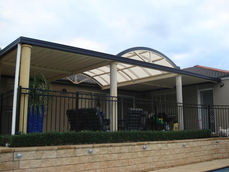 Carport Patio Pergola Awning Outdoor Falco Home