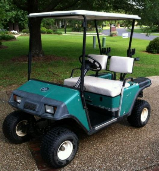 Which Ezgo do I have ?
