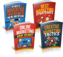 Ultimate Marketing 4-Pack