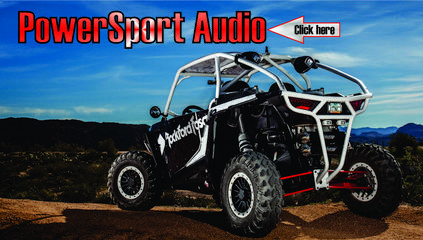 power sport audio canton ohio - akron ohio polaris speakers - rockford fosgate audio speakers - power sport audio system ohio - polaris rzr audio system Canton Ohio