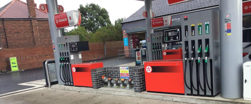 Petrol Forecourt Installations