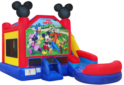 Mickey Mouse Disney bounce house Rental