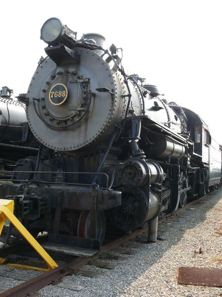 Pennsylvania Railroad H8, H9, H10 Class 2-8-0 Locomotives