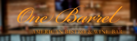 One Barrel American Bistro & Wine Bar. Located at 3401S. Broadway, Suite 110, Englewood, CO 80110.