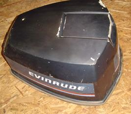 1983 Evinrude 90 hp outboard motor cowling OEM #281919