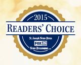 Advanced Dermatology Readers Choice St. Joe Award 2015