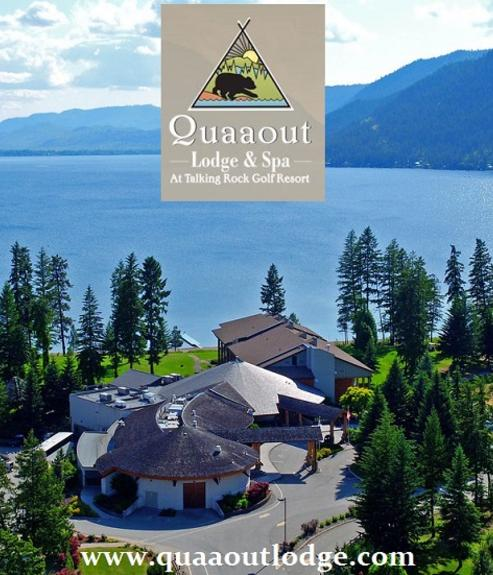 Quaaout Lodge and Spa